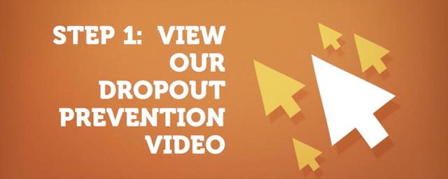 dropout prevention video