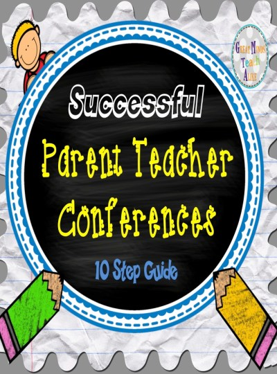 Guide to Successful Parent Teacher Conferences