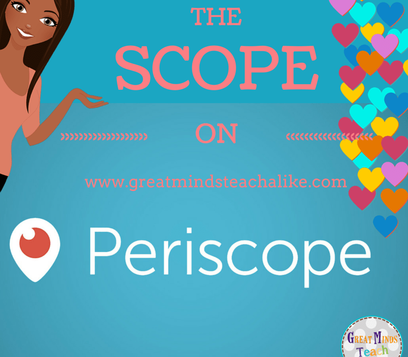 The Scope on Periscope?