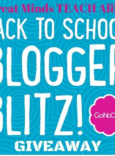 Blogger Blitz GONOODLE Giveaway!!!