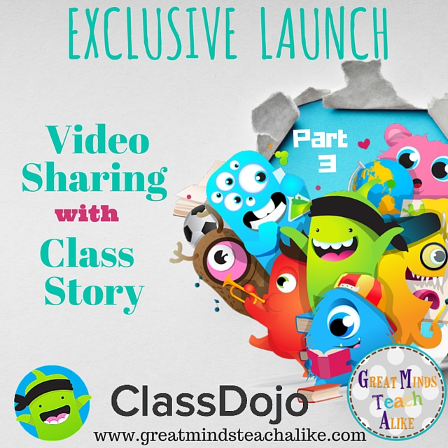Exclusive Class Dojo Reveal: Part 3 – Class Story Video