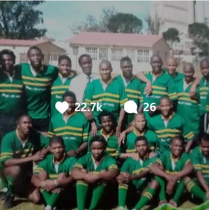 Siya's Early Team