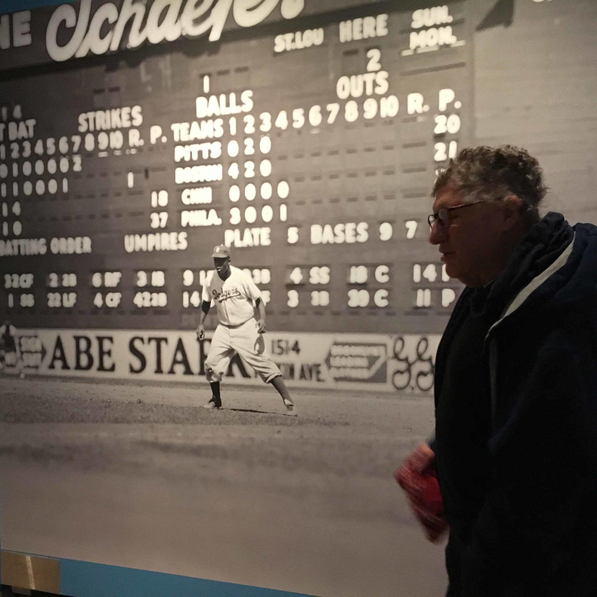 How Jackie Robinson Inspired Melvyn Feuerman