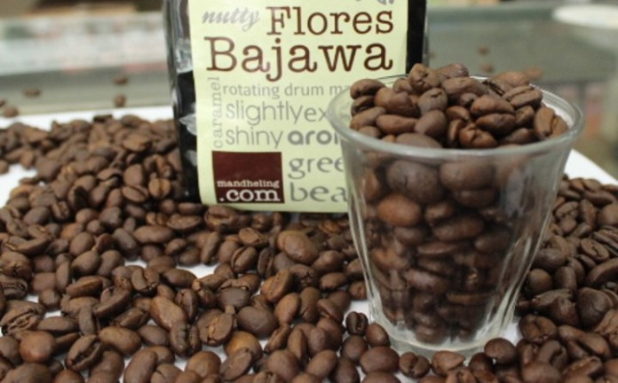 flores coffee