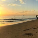 ujong blang beach