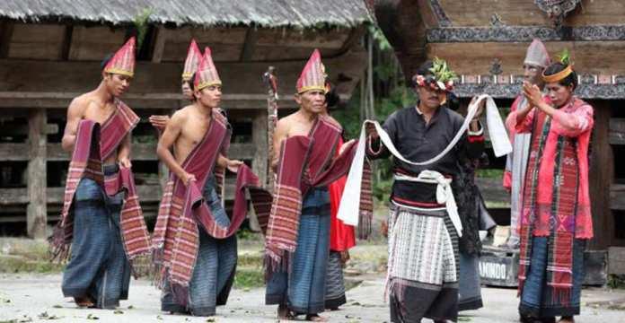 kultur unik suku batak
