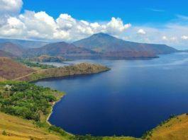 danau toba tempat wisat danau sumatera utara