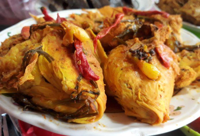 arsik makanan khas sumatera utara