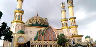 islamic center destinasi