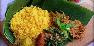 nasi ampok makanan khas blitar