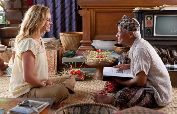 eat pray love wajah indonesia dalam scene film hollywood