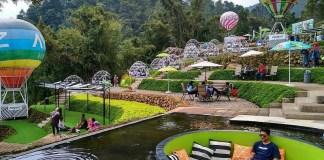 ayana gedong songo tempat wisata di semarang