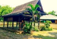 imah saung ranggon - salah satu jenis rumah adat sunda