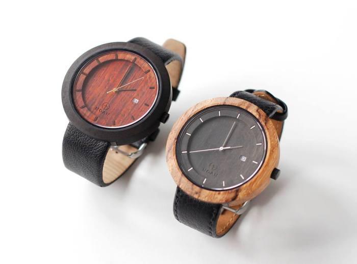 ceasuri de lemn noah watches