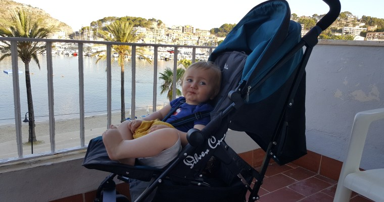 Review: Silver Cross Pop Lightweight Stroller
