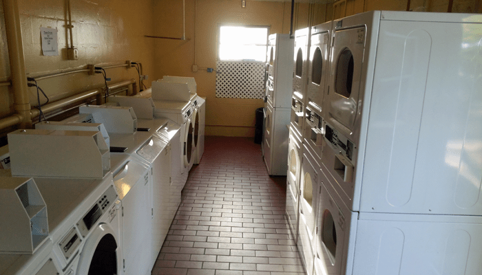 Large Laundry Facilities