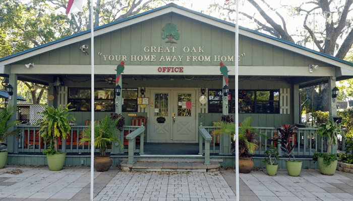 Great Oak RV Resort Office