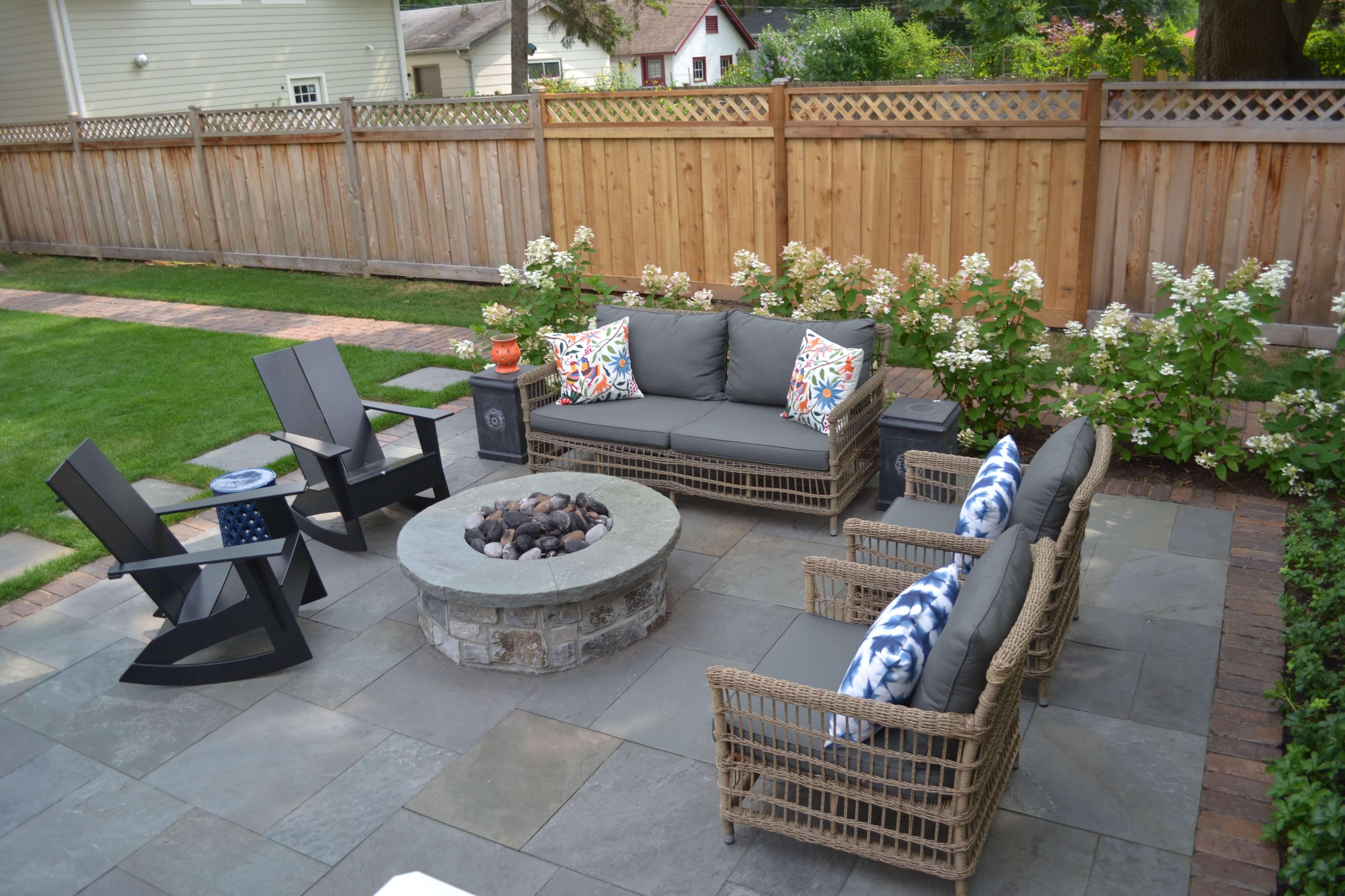 stone paver patios