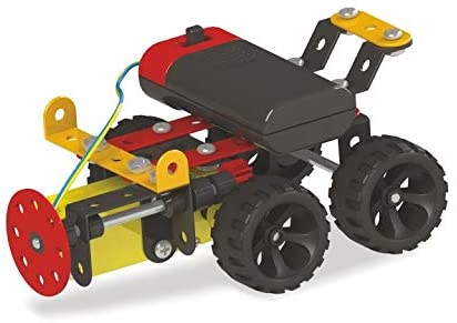 MECHANIX Made in India, Robotix – 0 for 7+ Years of Kids – Can Make Working Model From It Toys