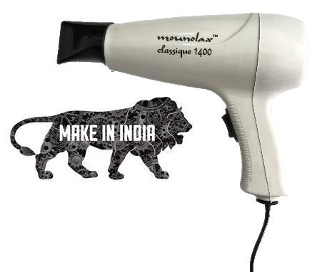 NEXT ANGLE STOREMART Made in India Unbreakable 1400 Watt Professional Hair Dryer with 2 Speed Setting for Perfect Hair Styling, Portable,Beauty for Home Use,Salon,Parlor (Multicolor) Hair Care