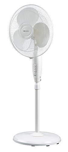 Bajaj Esteem400 mm Pedestal Fan (White) Home Appliances