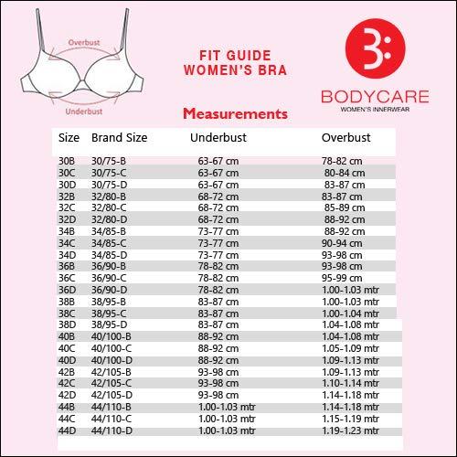 BODYCARE Women Non-Padded Regular Bra(Pack of 1) Undergarments