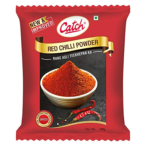 Catch Red Chilli Powder, 200g