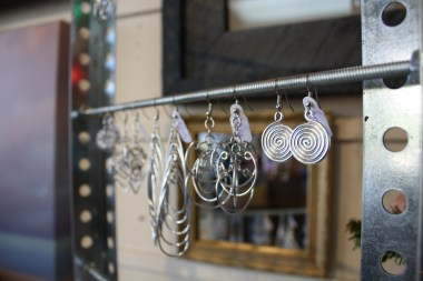 Earrings by Dilly Dally Designs