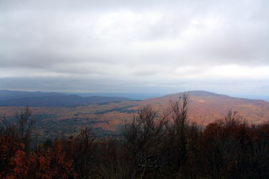 View from the Camel's Hump