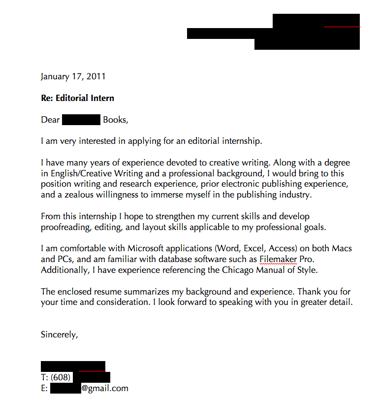 cover letter a good resume cover letter qhtypm forgood cover ...