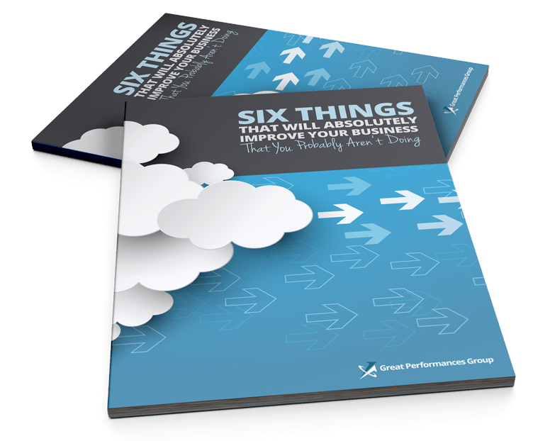 Free E-Book - 6 Things That Will Absolutely Change Your Business