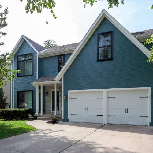exterior house painting kansas city - Residential Exterior Painting