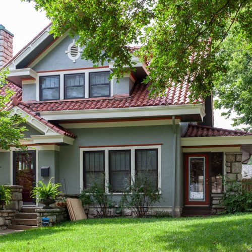kc exterior house painters - Residential Exterior Painting