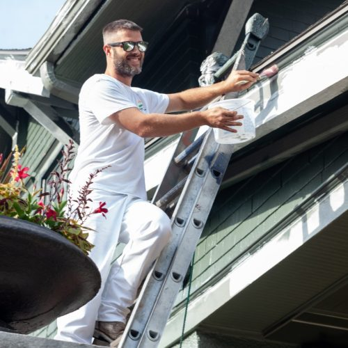 kc house painter - Residential Exterior Painting