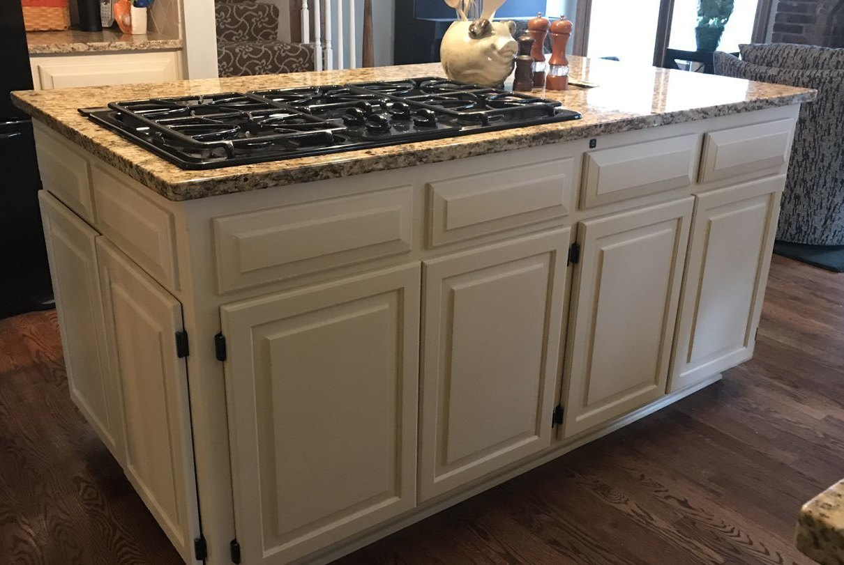 11 Mar 27 2018 11 50am shAY - Residential Cabinet Painting