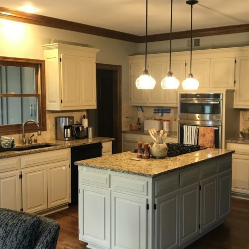6 Mar 27 2018 11 49am DHk5 - Residential Cabinet Painting