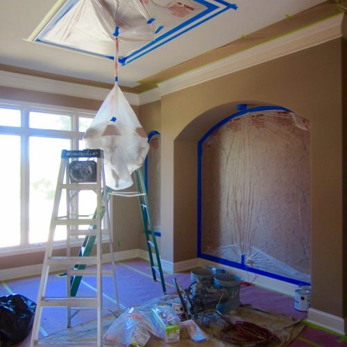 IMG 1343 - Residential Interior Painting