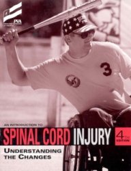 Spinal Cord Injury Magazine Cover