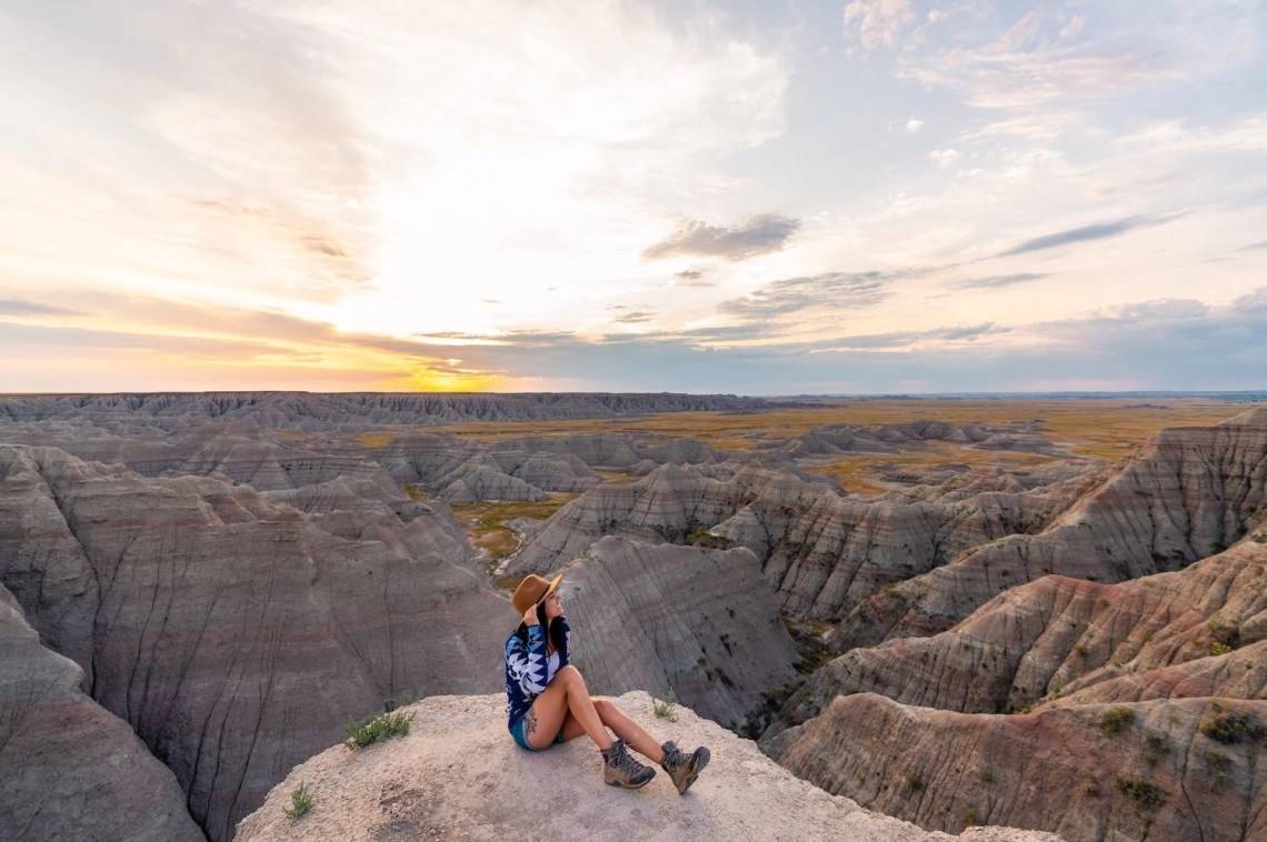 National Parks in the Great Plains Hero