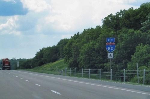 Roadside Attractions Along I-80