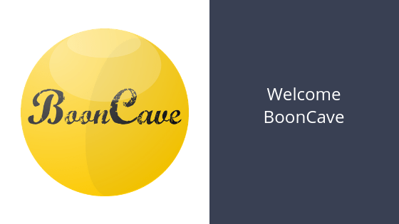 Welcome BoonCave