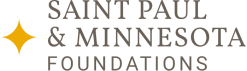 Saint Paul & Minnesota Foundations Logo