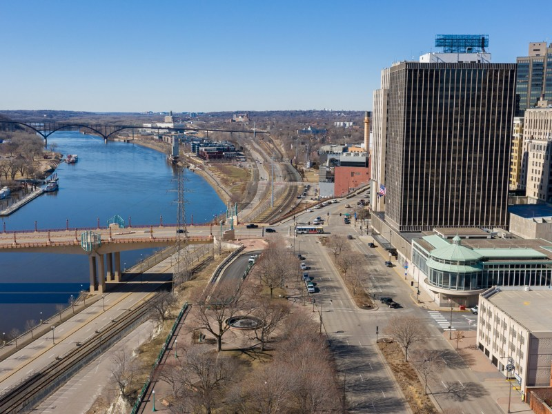 Firm behind New York's High Line picked to design St. Paul river balcony