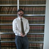 Great Rivers Environmental Law Center Staff Attorney Bob Menees