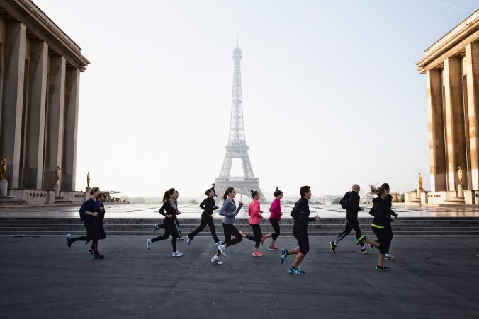 Image result for running in France