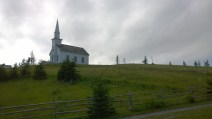 Malagawatch Church on the hill