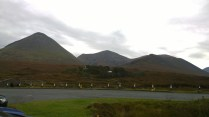 View at Sligachan.