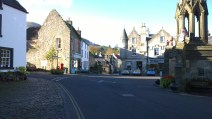 Streets in Falkland