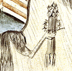 Thomson's sketch (detail)