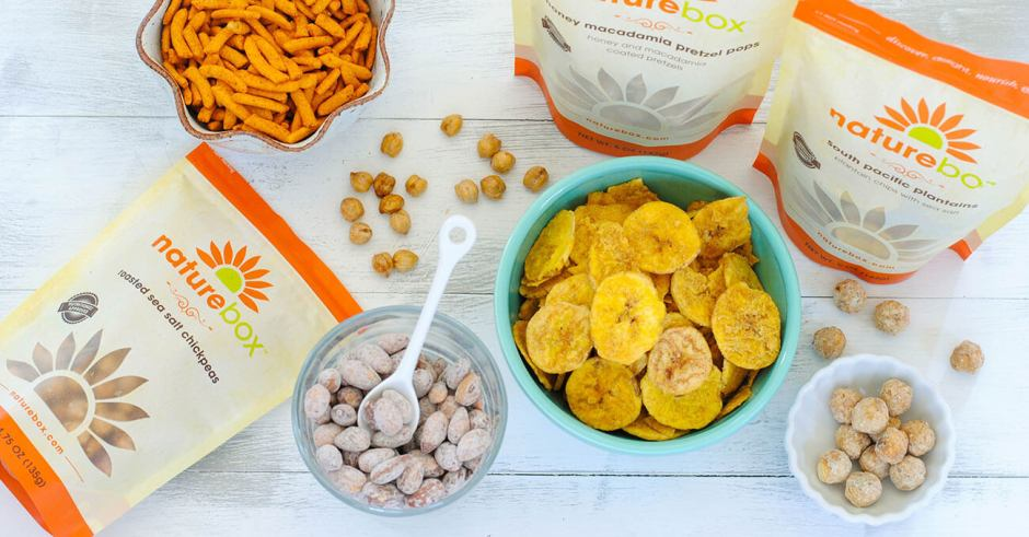 6 Snack Box Companies Like NatureBox